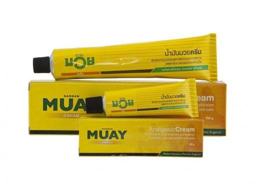 Thajský krém Namman Muay Creme 100 g