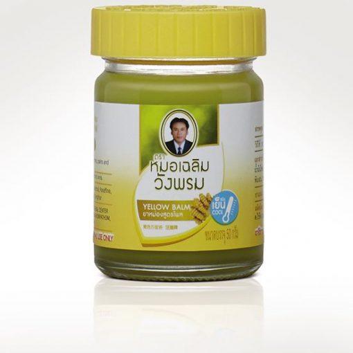 Thajský bylinný žlutý balzám Wangphrom